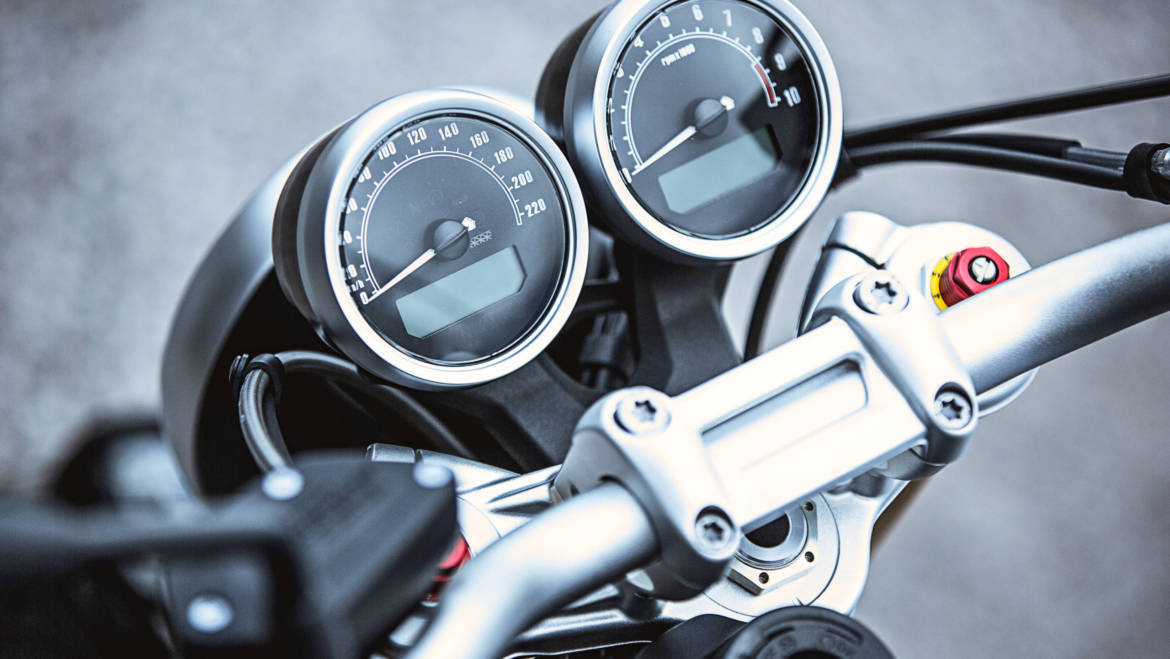Warmer Weather Means More Motorcycles Out and About